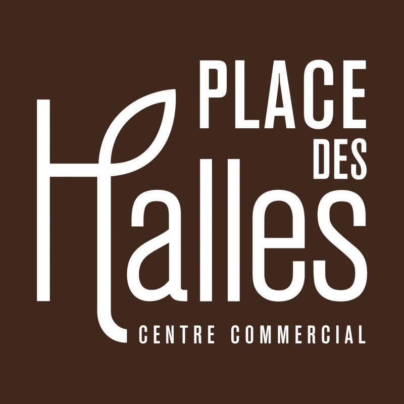 Place des halles logo